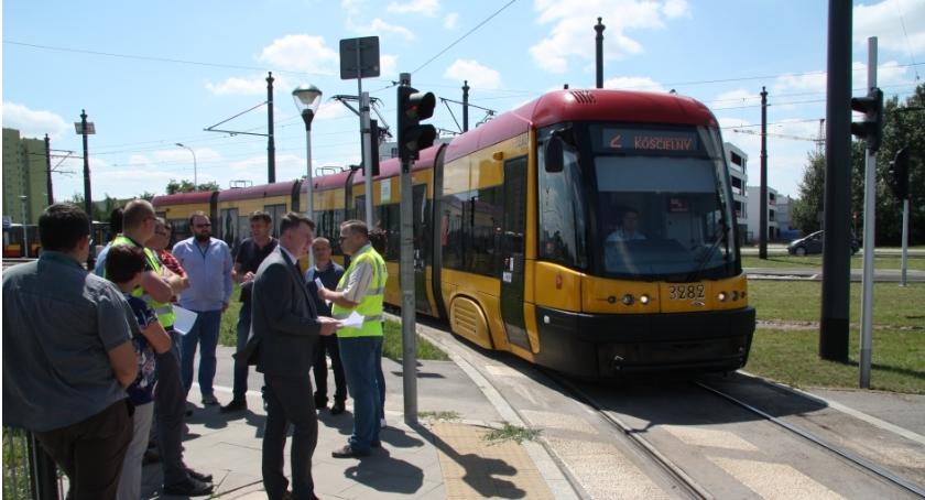 Tramwaje, Rusza budowa linii tramwajowej Nowodwory - zdjęcie, fotografia