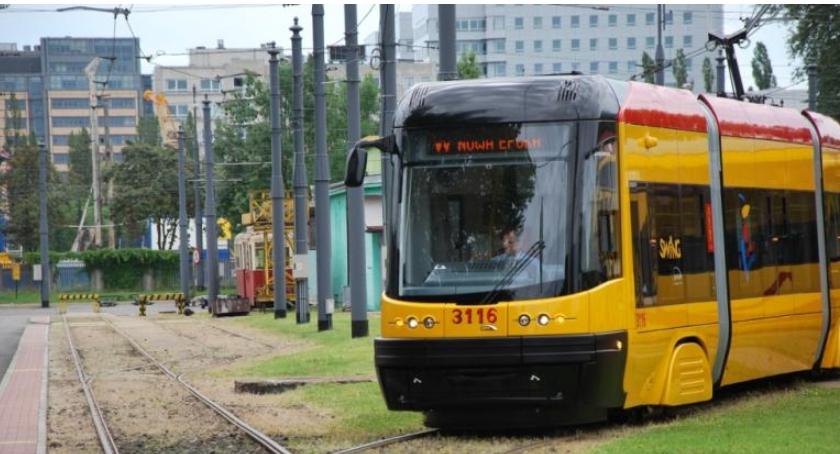 Tramwaje, Przetarg budowę trasy tramwajowej podziemnym węzłem przesiadkowym Mokotowie - zdjęcie, fotografia