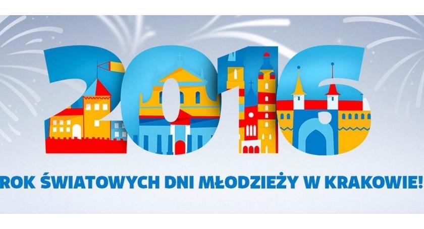 Religia - kościoły - święta, Światowe Młodzieży Polsce odnowa myślenia zmianie świata lepsze - zdjęcie, fotografia