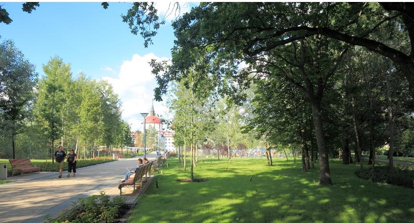 Zieleń - parki, Rusza kolejny rozbudowy Parku Bażantarni Ursynowie - zdjęcie, fotografia