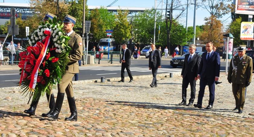 NEWS, rocznica ataku Polskę [ZDJĘCIA] - zdjęcie, fotografia