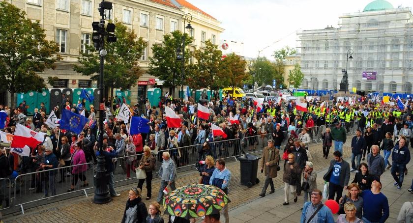 Imprezy, Wydarzenia, Polski zaorze wzorujemy KORze - zdjęcie, fotografia