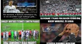 Memy po meczu Real Madryt - Legia Warszawa