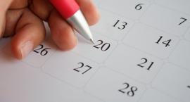 Kalendarz 2017: zaplanuj wolne dni już teraz!