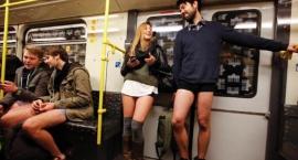Międzynarodowy Dzień Jazdy Metrem Bez Spodni