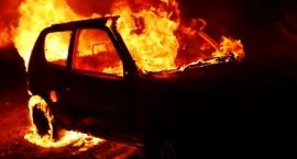 Biskupice: wybuch gazu w garażu