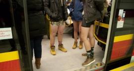 Międzynarodowy Dzień Jazdy Metrem Bez Spodni [ZDJĘCIA]
