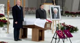 Longin Komołowski został pochowany w Panteonie Wielkich Polaków