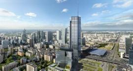 Najwyższy budynek w Unii Europejskiej stanie w centrum Warszawy