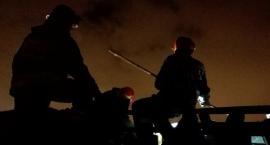 Piaseczno: w pożarze zginęły dwie osoby.  Próbowały nawzajem się ugasić