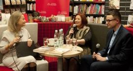 Noworoczne spotkanie autorskie w księgarnii