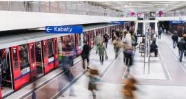 Uwaga na utrudnienia w metrze na linii Imielin - Kabaty