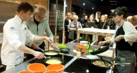 """""""Z miłości do smaku"""" – kucharsko-lifestylowe spotkanie w Carrefour Reduta"""