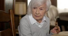 Danuta Szaflarska kończy 102 lata!