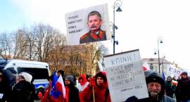 Marsz KOD: Tu wolna jest Warszawa