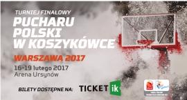 Wygraj bilety na mecz ćwierćfinałowy o Puchar Polski w koszykówce!