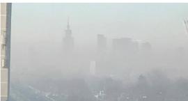 Znów duże stężenie smogu w Warszawie i okolicach!