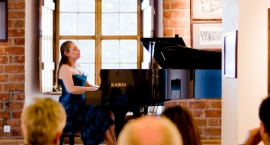 Koncert z okazji 207. rocznicy urodzin Fryderyka Chopina