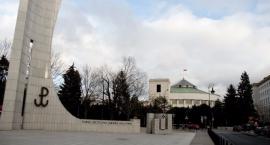 Ponad 2 metrowy płot stanie przed Sejmem