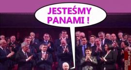 Wpadka Kaczyńskiego:  jesteśmy ludzkimi panami