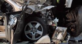 Tragiczny wypadek na drodze krajowej nr 50