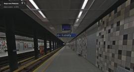 Warszawskie metro na Google Street View