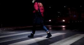 ZDM  doświetli 250 przejść dla pieszych