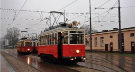 W niedzielę pojedziemy zabytkowym tramwajem