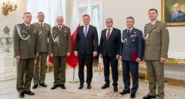 Dowódca 6 Mazowieckiej Brygady Obrony Terytorialnej w składzie Kapituły Orderu Krzyża Wojskowego