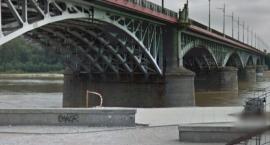 Zwłoki przy moście Poniatowskiego