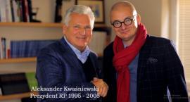 Aleksander Kwaśniewski popiera kandydaturę Michała T. Kamińskiego