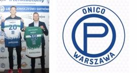 Kolejne zmiany i nowi zawodnicy w ONICO Warszawa