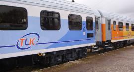 Alarm w pociągu, ewakuacja 500 osób