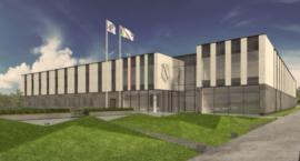 Wizualizacja nowego ośrodka treningowego akademii Legii