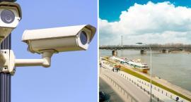 Będzie monitoring na bulwarach wiślanych. Miasto planuje montaż kamer nad Wisłą