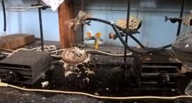 Pamiętaj chemiku młody... Straż publikuje zdjęcia z wybuchu na wydziale chemii PW