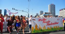 Wielka Parada Studentów 2017 [ZDJĘCIA]
