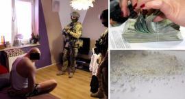 Gang narkotykowy rozbity w Warszawie. Znaczne ilości narkotyków nie trafiły do obrotu [ZDJĘCIA]