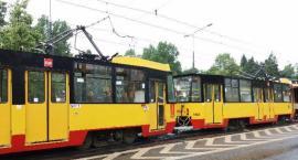 UWAGA! Ruch tramwajowy na moście Śląsko-Dąbrowskim wstrzymany