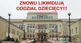 Ponad 4 tys. podpisów przeciwko likwidacji oddziału dziecięcego w Szpitalu Bielańskim
