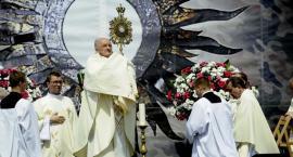 Procesji Bożego Ciała w Warszawie przewodniczył Kardynał Kazimierz Nycz