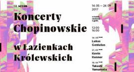 58. sezon Koncertów Chopinowskich w Łazienkach Królewskich. Koncert Takashiego Yamamoto