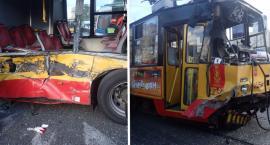 Dwa wypadki w dwa dni na skrzyżowaniu Marszałkowskiej z Królewską [ZDJĘCIA]