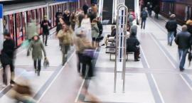 Uwaga! Utrudnienia w II linii metra. Dworzec Wileński wyłączony z ruchu!