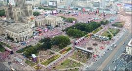 Miasto ogłosiło międzynarodowy konkurs na zagospodarowanie centrum stolicy. Powstanie Plac Centralny