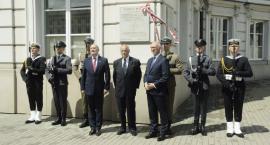 Odsłonięto tablicę poświęconą Julianowi S. Kulskiemu przedwojennemu wiceprezydentowi Warszawy