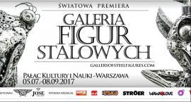 Galeria Figur Stalowych w PKiN-ie