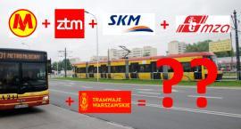 Jednolite logo dla transportu publicznego w Warszawie