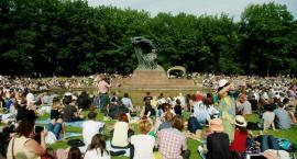 W niedzielę kolejne Koncerty Chopinowskie w Łazienkach Królewskich