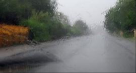 Ostrzeżenie Instytutu Meteorologii i Gospodarki Wodnej dla Mazowsza